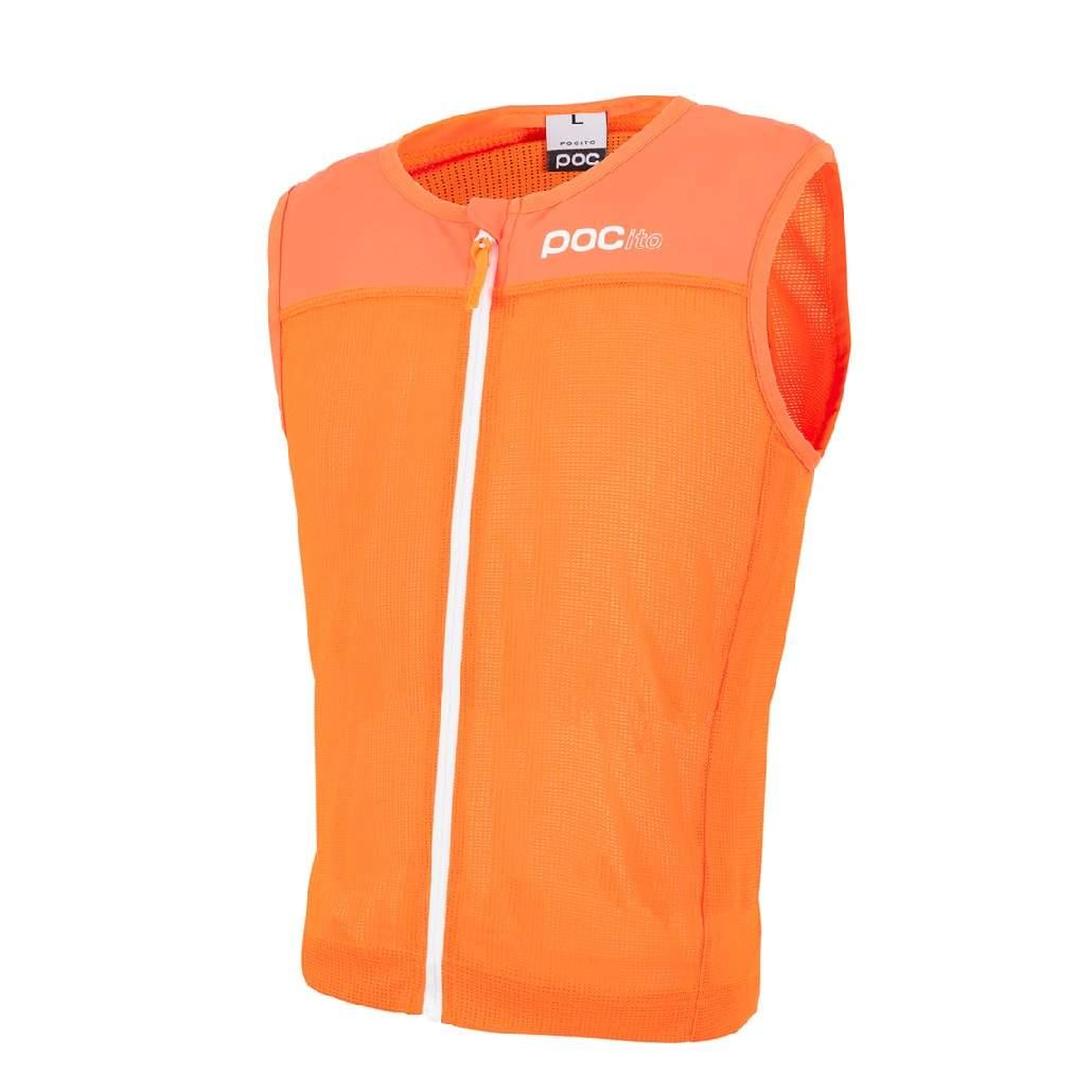 POC POCito VPD SPINE VEST, model 2016/17 velikost S /fluorescent orange