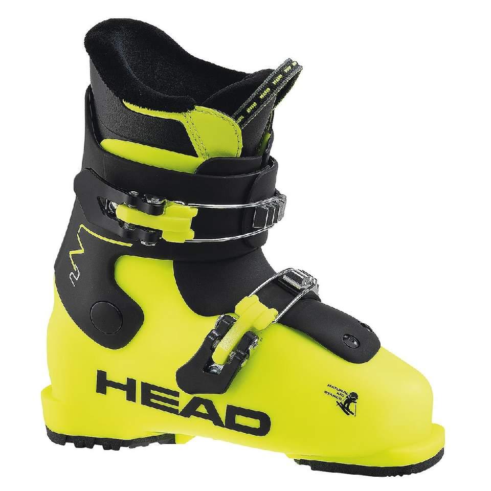 Sjezdové boty HEAD Z2, model 2016/17 velikost 19.5 MP /yellow/black