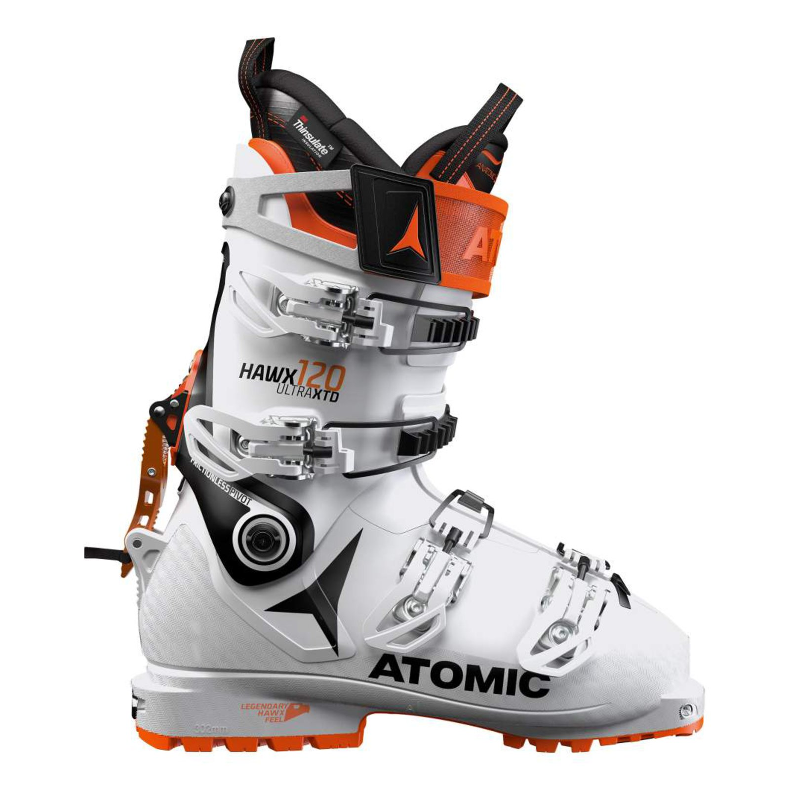Lyžařské boty ATOMIC HAWX ULTRA XTD 120 ce1645cf45