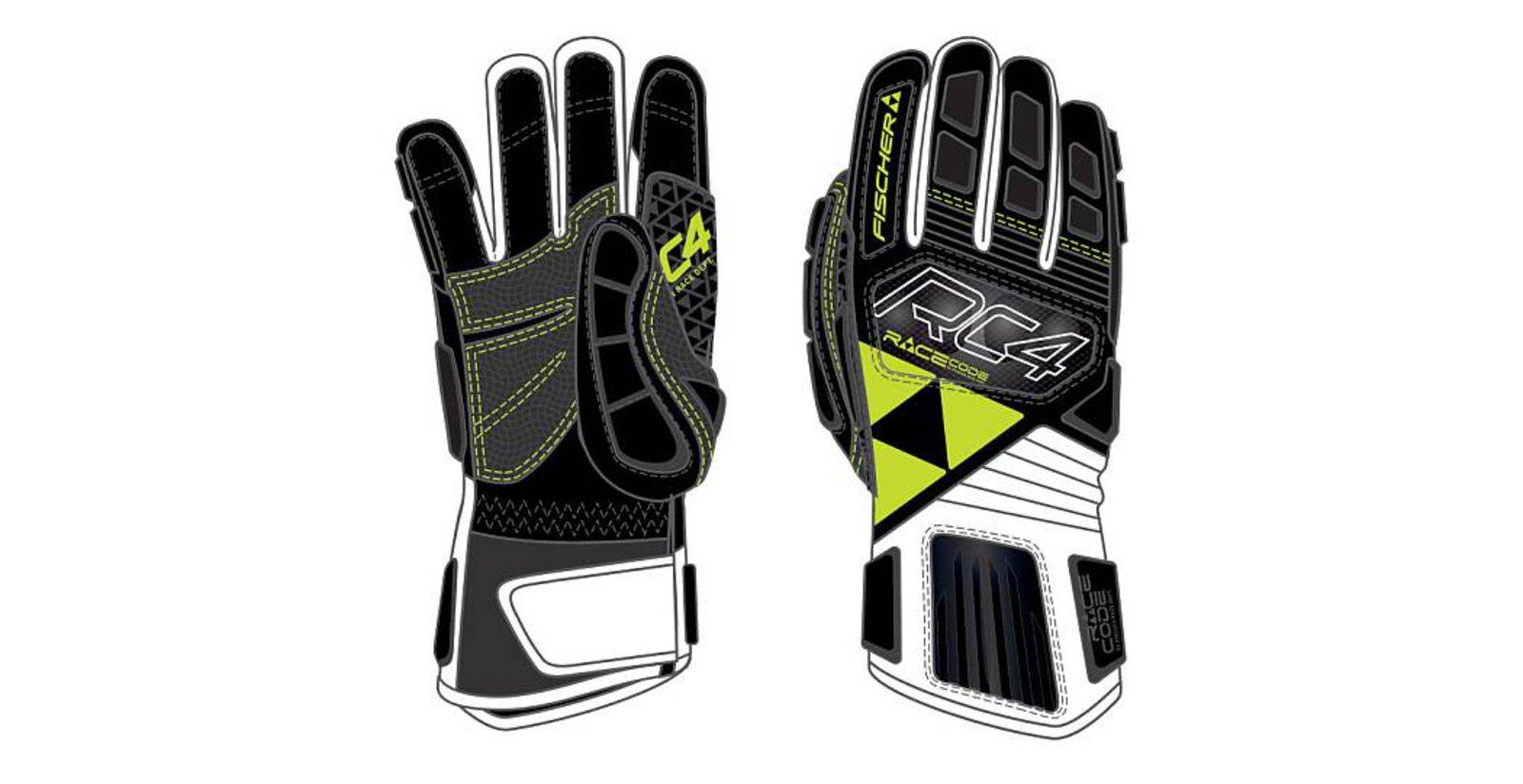 Lyžařské rukavice FISCHER RACE  22ac55f684