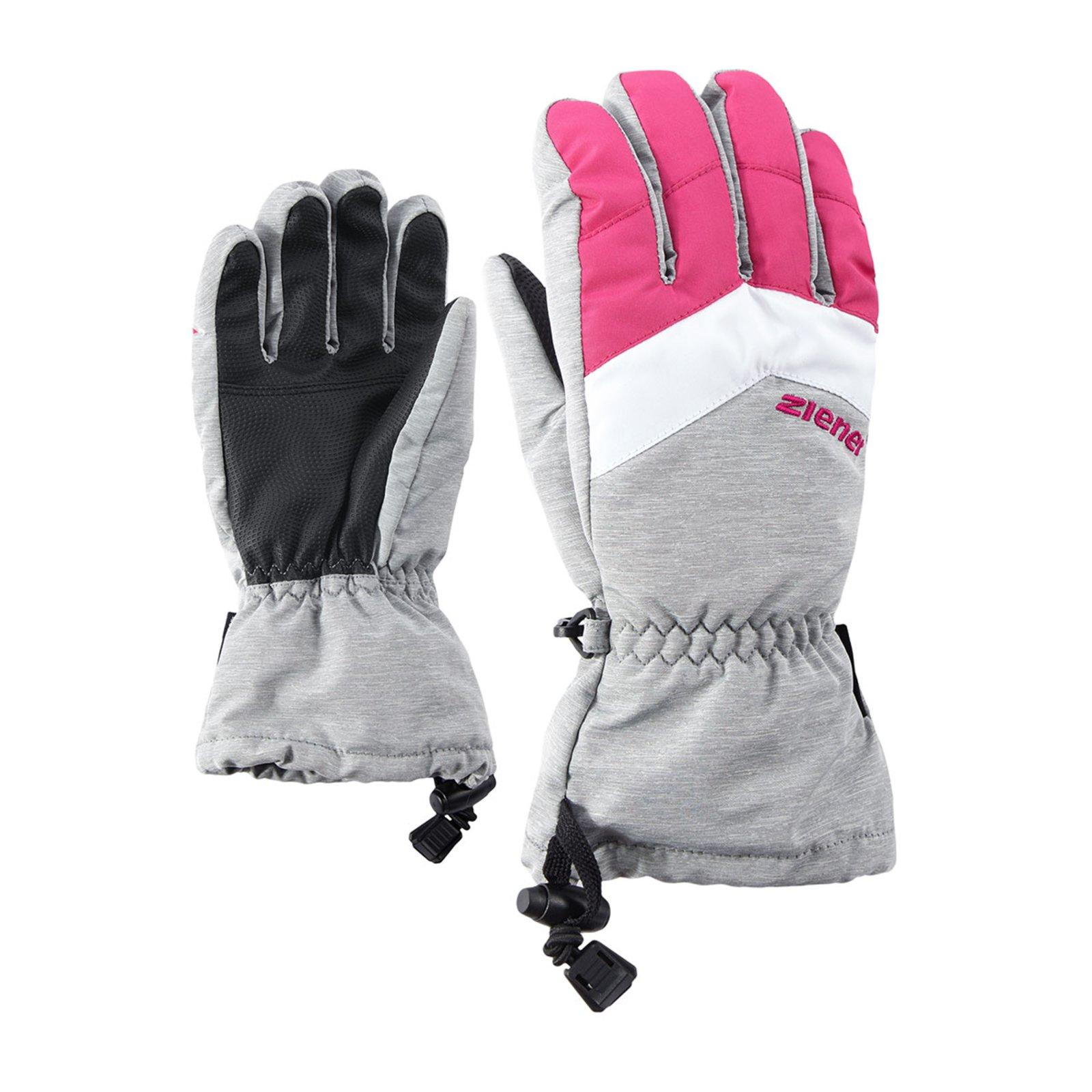 Lyžařské rukavice ZIENER LETT AS JUNIOR  0e91d2d539