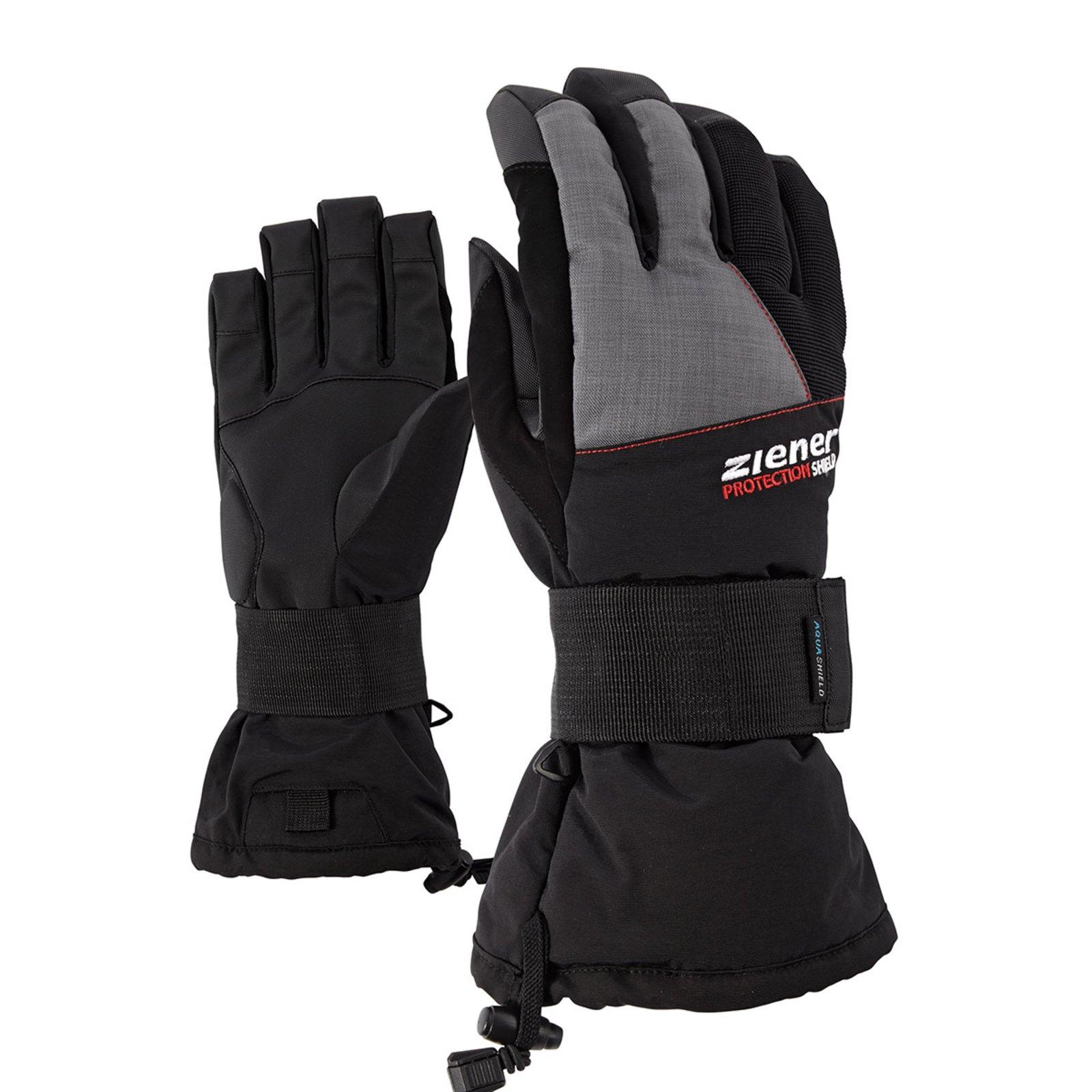 Lyžařské rukavice ZIENER MERFOS  6bc94e8090