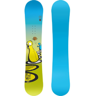 Snowboard GRAVITY FLASH RC MINI, model 2011/2012