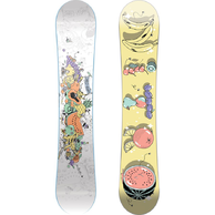 Snowboard NITRO ANA RUMIHA PRO ONE-OFF, model 2016/17